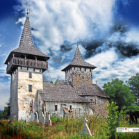 Guarasada - XIII w. - Rumunia Apuseni