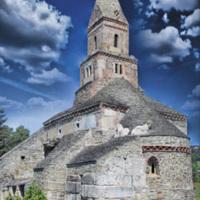 Densuș - XIII w. - Rumunia Siedmiogród