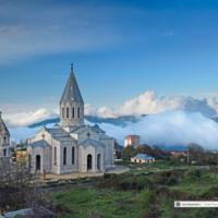 Katedra Chrystusa Zbawiciela - Górski Karabach Shushi