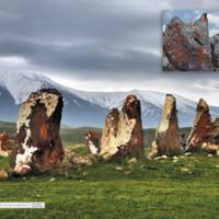 Paleologiczne obserwatorium astronomiczne - Armenia Zorats Karer
