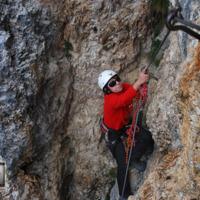 Via Ferrata Brigata Alpina Tridentina 2012