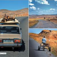 Na drogach - Armenia