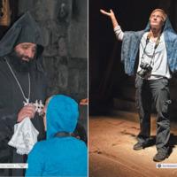 Błogosławieństwo kapłańskie - Armenia Talev; Modlitwa - Armenia Sanahin