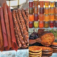 Ormiańskie smakołyki - Armenia Sevanawank