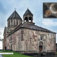 Katedra św. Jana Chrzciciela, X wiek - Górski Karabach Gandzasar