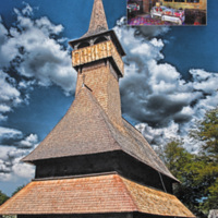 Leud - XVIII w. - Rumunia Maramuresz