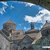 Klasztor X-XIII w. - Armenia Haghpat