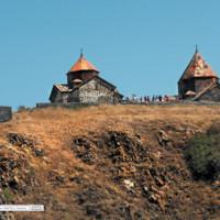 Kościoły pw. Matki Bożej i Apostołów - Armenia Sevanawank