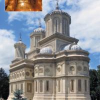 Curtea de Argeș - XVI w. - Rumunia Wołoszczyzna