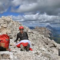 Via Ferrata degli Alleghesi, Monte Civetta 3220 m 2016