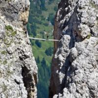 Via Ferrata Brigata Alpina Tridentina 2019