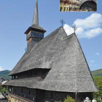 Săliștea de Sus - XVII w. - Rumunia Maramuresz
