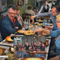Tradycyjna kolacja - Armenia Erewań