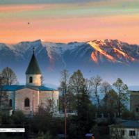 Kościół parafialny - Górski Karabach Shushi
