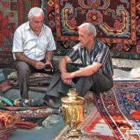 Na bazarze - Armenia Erewań