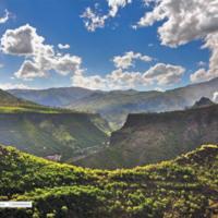 W górach - Górski Karabach