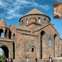 Kościół pw. Hripsime, 618 rok, Armenia Eczmiadzyn